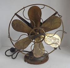 image of old fan