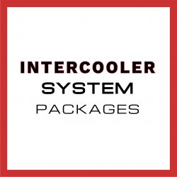 2015-2017 Mustang GT Intercooler System Packages