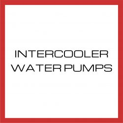 Intercooler Water Pumps