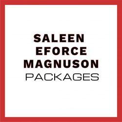 Saleen - E Force -Magnuson Intercooler Systems