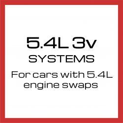 2005-2010 GT 5.4L 3v Systems