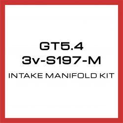 GT5.4 3v-S197-M Intake Manifold Kit